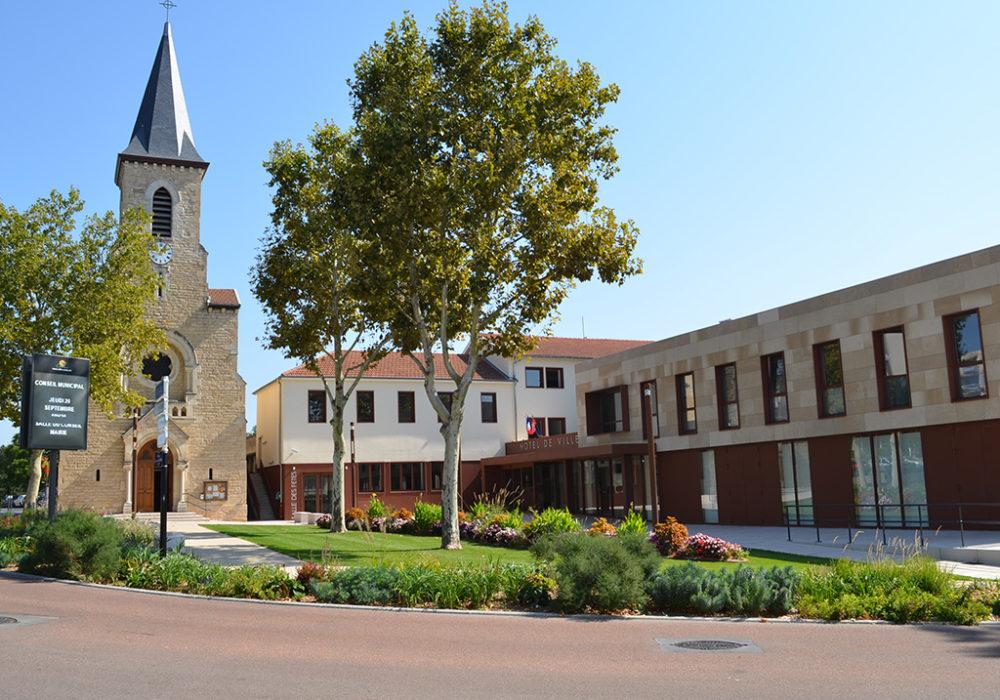 Ville-de-Corbas-Mairie-de-Corbas-Corbas