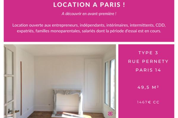 En avant-première, découvrez notre première offre de location à Paris !