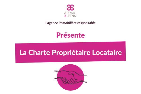 Charte co construite par et pour les Propriétaires et Locataires