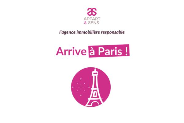 Arrivée de l' immobilier responsable à Paris