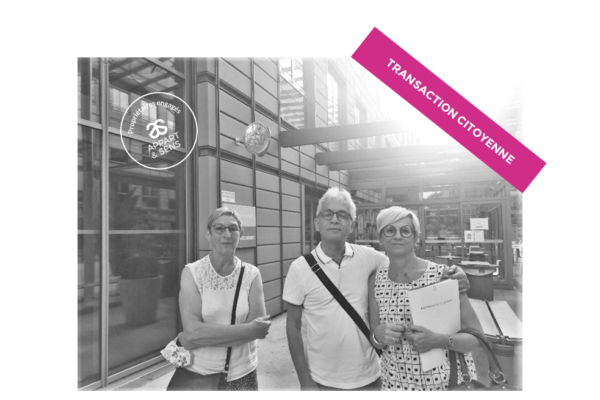 Transaction Citoyenne : témoignage d'une vente à Lyon