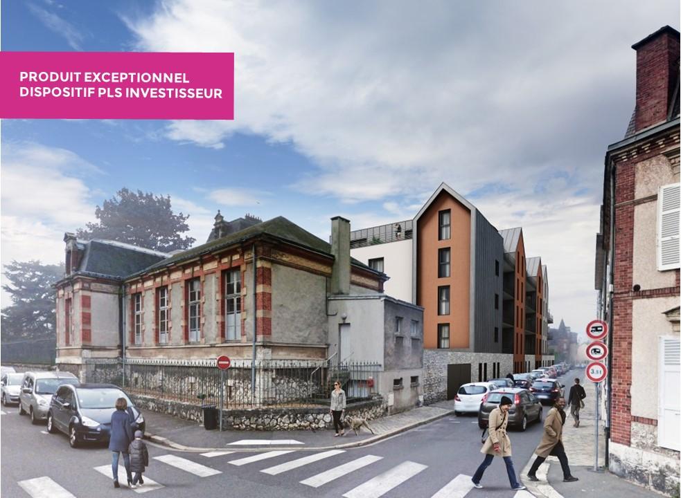 Investir à Chartres